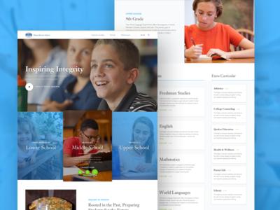 Moses Brown Website