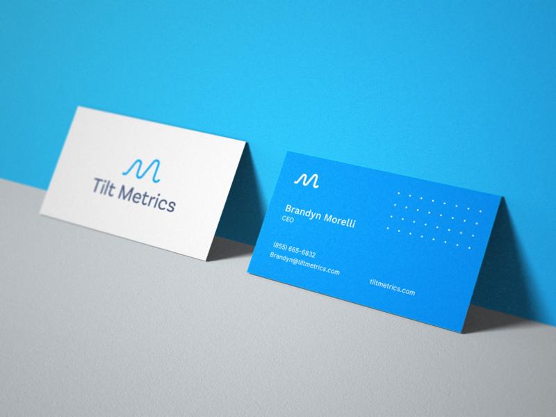 Tilt Metrics Cards