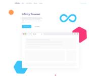 UI / UX Landing Page Design