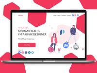 UI / UX Portfolio Design