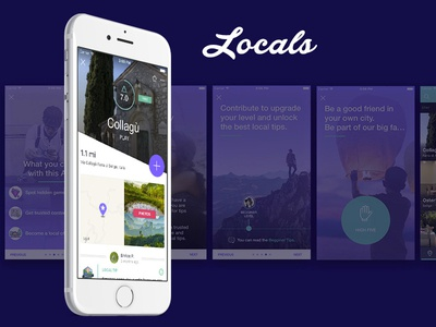 Locals mobile travel guide