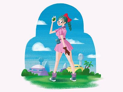 Bulma design character