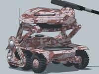 3D: Self-propelled Gun SG75