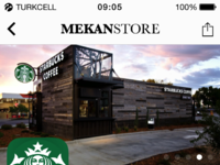 Real pixels of mekanstore app by rssems