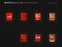 Apple watch app concept by rssems big