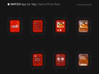 Apple watch app concept by rssems big