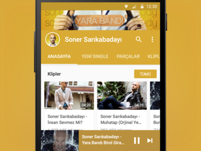 Partner Channels Mobile App Template