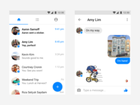 Messenger Lite mobile android messenger