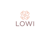 Lowi logo design