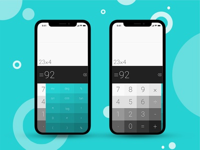 Calculator Challenge Completed on Uplabs. 👍