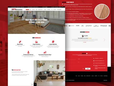 Flooring Service Site
