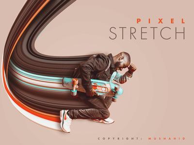 Pixel Stretch