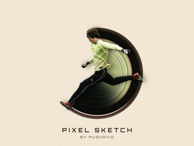 Pixel Sketch
