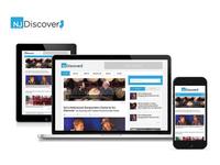 Njdiscover.com Website Design