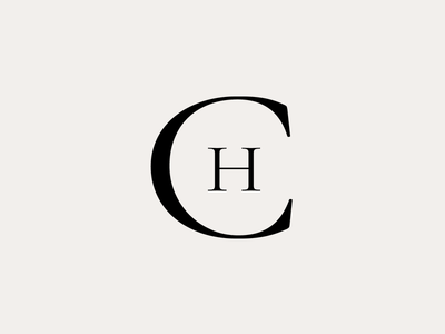 Personal Logo Mark initials typography design logo mark mark logo clean
