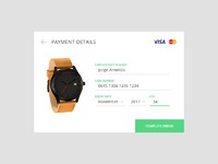 Day004 credit card payment