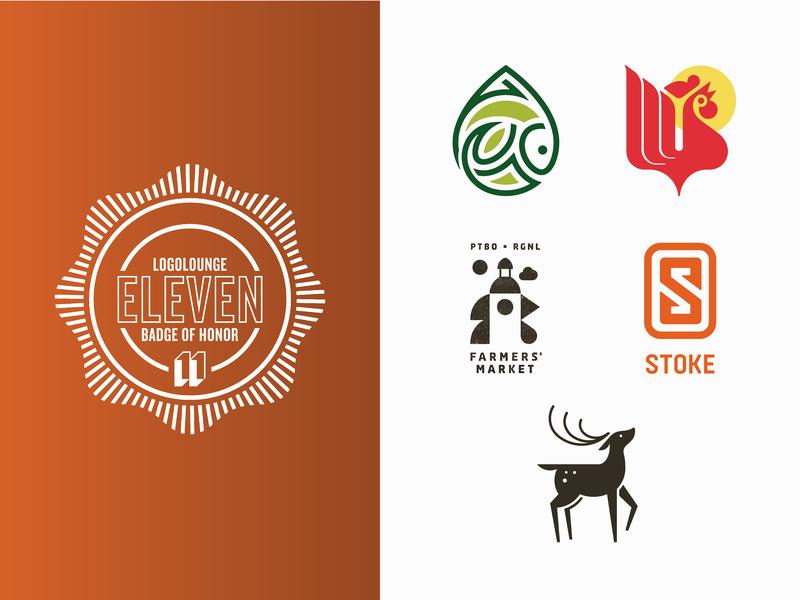LogoLounge 11 branding brand logo collection logo design minimal colorful mark icon logolounge logo