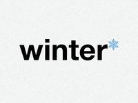 Winter*