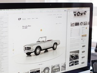 New Marketplace for selling beautiful cars