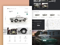 Marketplace for selling beautiful cars
