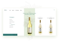 Product category - Alco