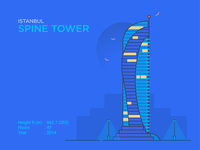 Spine Tower