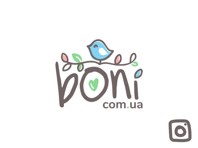 Cute Logo for Printing Company cute cute logo tree branch leaves nature bird logo concept ui design logo