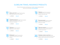 Insurance Products List
