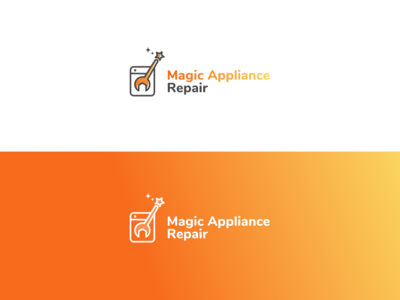 Logo for Home Appliance Repair Company