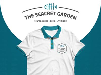 The Seacret Garden - Seafood restaurant logo