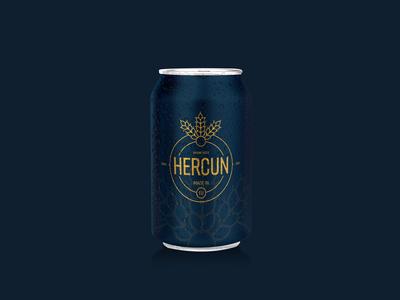 Hercun Beer logo