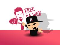 Free Da Web