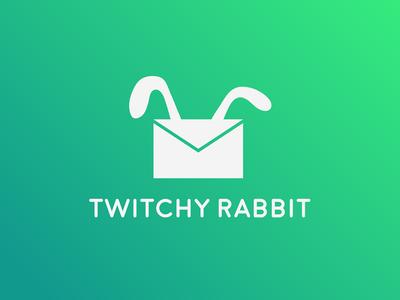 #ThirtyLogos Day 03 - Twitchy Rabbit