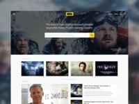 IMDb Homepage Re-design