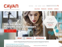 Homepage Layour