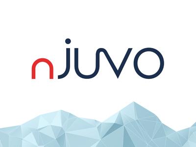 Elegant logo design njuvo elegant logo