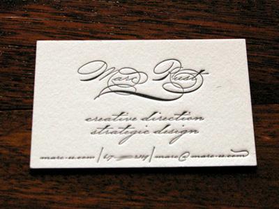 Fancy font business card business card script fancy p22 zaner