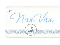 nanvan logo treatment