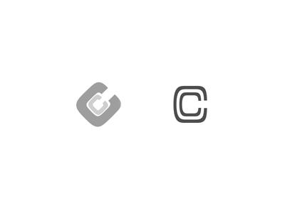 Old / New monogram icon identity logo refresh in progress