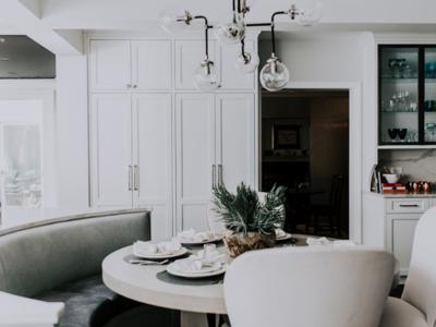 Sneak Peek art direction web design kitchen interior design photography styling