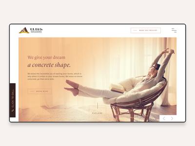 Real Estate - Website Design