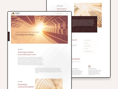 Real Estate - Web Pages