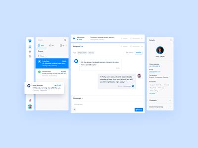 Inbox is evolving everyday conversational ui chat inbound support artificial intelligence inbox