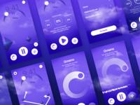 Jaunt App Screens