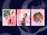The Three Posters: Baugasm x Manipulation