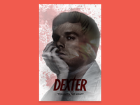 """Dexter"" TV Series — Inspired Poster"
