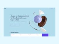 Educational Platform Concept
