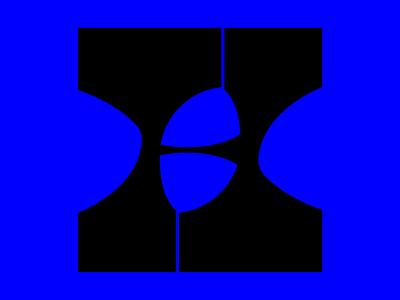 H letter + hands boldfont bold typo type typeinspiration handicon handmark 36daysoftype 36dot negativespace ledinghandmark helpmark lettermark hmark mark boldmark