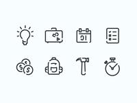 Sample Icon Set