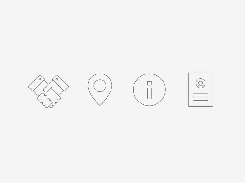 Simple Icons icons illustration